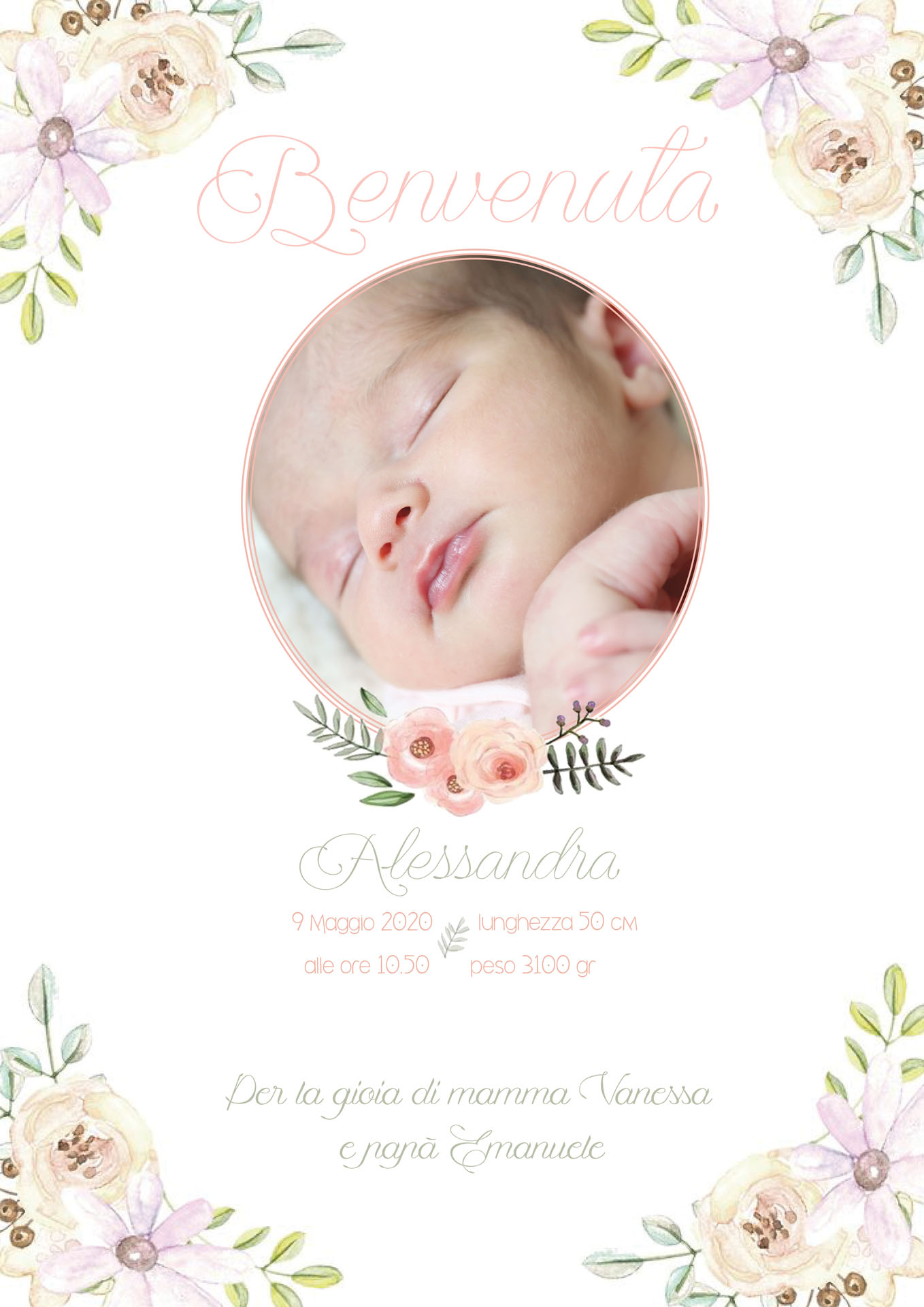 welcome con foto _6